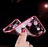 """Samsung A510 A5 2016 противоударный ультратонкий чехол со стразами кольцом мехом для телефона """"ENGLAND"""", фото 2"""