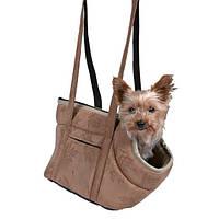 Trixie  TX-36401  Vincent сумка-переноска для кошек и собачек (25 × 23 × 28 cm)