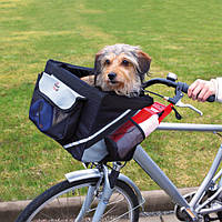 Trixie TX-1299 Front-Box-сумка велосипедная для собак (6кг) 40х27х25см