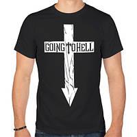 Футболка «Going to Hell»