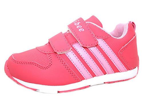 Детские кроссовки для девочки Clibee Румыния размеры 25-30