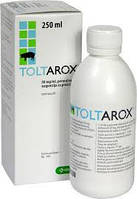 Толтарокс 5% 250мл-суспензия для орального применения