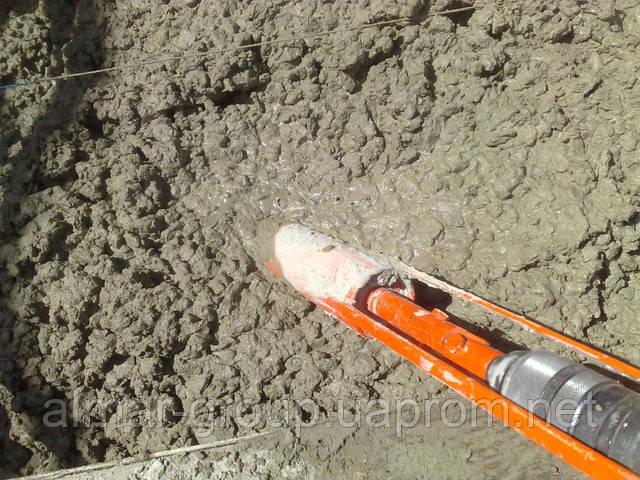 насадка вибратор для бетона на дрель своими руками