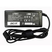 Адаптер для ноутбука PowerPlant Acer 220V, 19V 65W 4.74A (3.0*1.1mm), зарядное устройство для ноутбука Acer