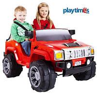 Электромобиль Hummer A-26 RED - купить оптом детские электромобили Красный