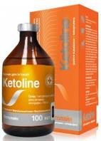 Кетолайн 100 мл -противовоспалительное, болеутоляющее и жаропонижающее средство