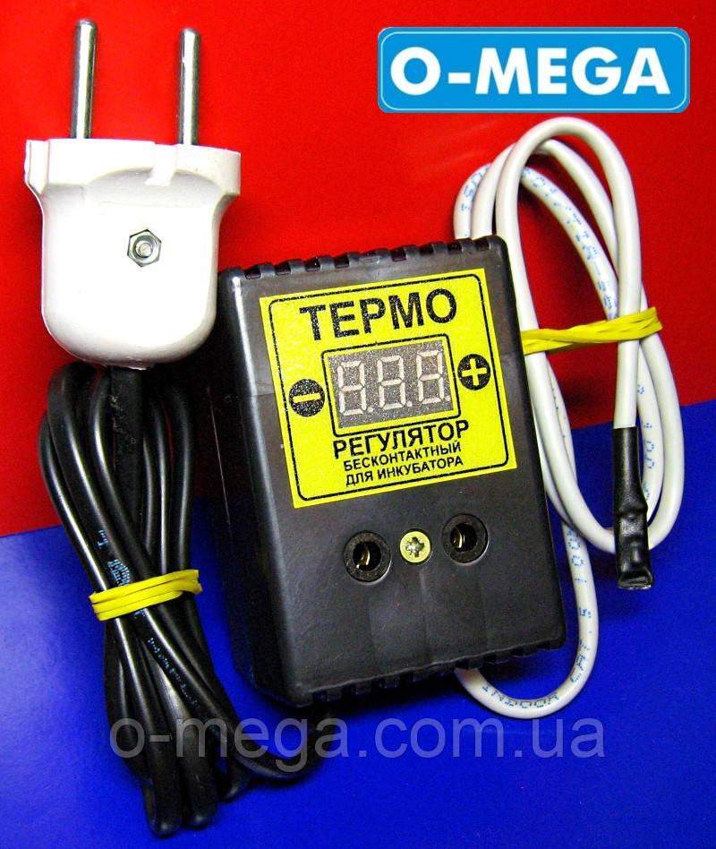 Терморегулятор цифровой ЦТР-1 для инкубатора с сетевым шнуром