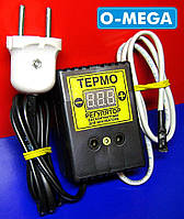Терморегулятор цифровой ЦТР-1 для инкубатора с сетевым шнуром, фото 1