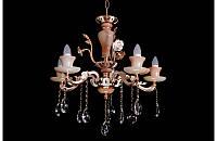 Люстра хрустальная  на пять ламп LS6716-5
