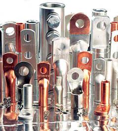 Кабельные наконечники и гильзы под опрессовку