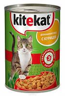 Kitekat 400 гр*6шт -консервы для кошек