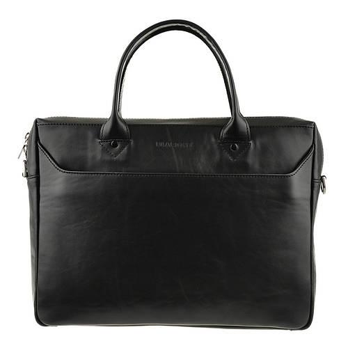 Мужская качественная кожаная сумка BLAMONT Bn024A