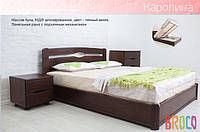 Кровать Микс Мебель Каролина с подъемным механизмом 1400*2000 под заказ