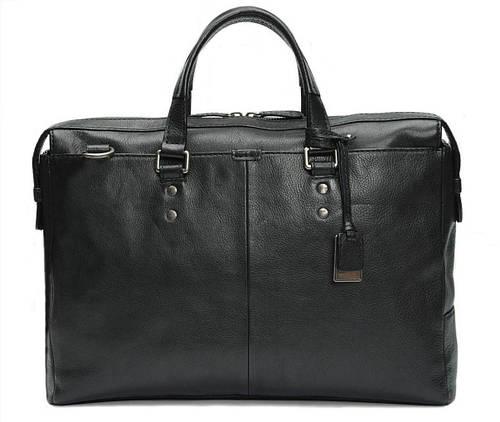 Мужская удобная кожаная сумка BLAMONT Bn025A