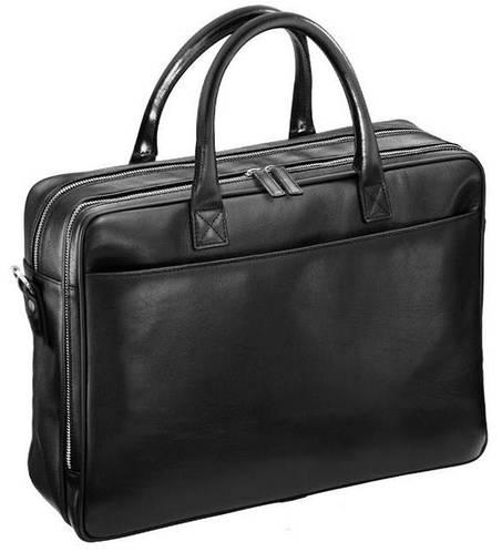 Изумительная мужская кожаная сумка BLAMONT Bn026A