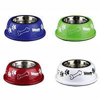 Trixie TX-25254 миска для собак 1.6 л / д 21 см Трикси.