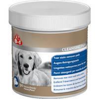 8in1 Салфетки очищающие для глаз собак 90 шт ( 660408/105626)