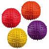 Trixie TX-34842 Мяч игольчатый резиновый с пищалкой 9см-игрушка для собак