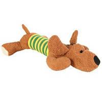 Trixie TX-35892 Игрушка  с пищалкой мягкая для собак (Такса)