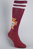 Гетры футбольные сборной Португалии (Portugal)  Детский (34-39)