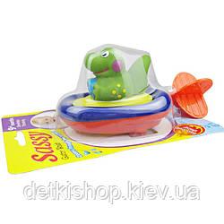 Игрушка для ванной Sassy 70.0, 150.0, Пластик, крокодильчик, Sassy, Китай, Игрушка, 75.0