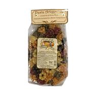 Цветные макароны с твердых сортов пшеницы Pasta artigianale farfalle 500 гр