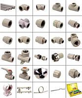 Колено 20 - 20 фитинг для металлопластиковых труб розборной TM prof