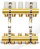 Коллектор двойной с креплением - 3 выхода