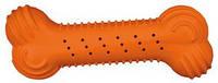 Trixie ТХ-34849 Кость шуршащая для собак 18см