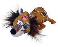 Trixie ТХ-35799 игрушка для собак лиса плюш 25см