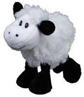 Trixie TX-35796 овечка  плюш  игрушка  для собак 14см