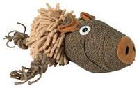 Trixie TX-35932 свинья игрушка со звуком для собак 32 см