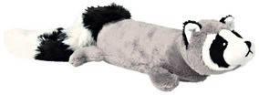 Trixie TX-35989 енот с пищалкой игрушка 46 см для щенков крупных пород