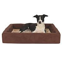 Trixie TX-37263 (100 × 80 см) лежак с ортпедическим эффектом для собак