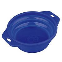 Сравнение одинадцати видов посуды в дорогу фирм Trixie, Croci, Bosch