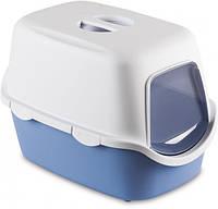 Stefanplast Cathy-туалет для кошек с фильтром 56*40*40см (97575)