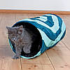 Trixie TX-4301 тоннель из нейлона для кошек 50/25см