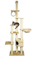Когтеточка,дряпка Trixie TX-43901 Madrid домик для кота от пола до потолка