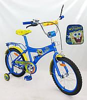 Велосипед 2-х колес 20 152030 1шт со звонком,зеркалом,руч.тормоз