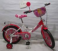 Детский двухколесный велосипед Балеринка 16 дюймов
