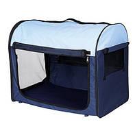 Trixie TX-39705 переноска для собак Mobile Kennel 97х70х75см