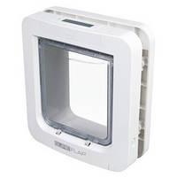 Trixie TX-38550 дверца-автомат SureFlap Cat Flap с Microchip (26,2 × 28,1 см)