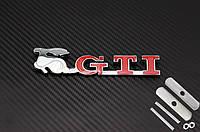 Эмблема решетки радиатора VW GTI Rabbit