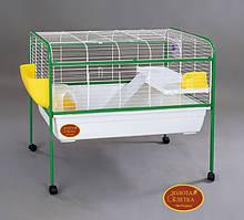 Клітка для кролика. Золота клітка R4A (104х59х89 см)