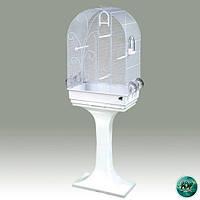 FOP EVITA - клетка для мелких и средних попугаев на подставке (10380010)