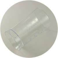 Стакан мерный, прозрачный 100 мл., фото 1