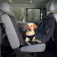 Trixie TX-13233 автомобильная подстилка для собак на заднее сидение 1.40 × 1.45 м