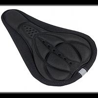 Силиконовая накладка / чехол на седло велосипеда