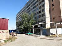 Нежитлові приміщення технічного поверху № 2-7 загальною площею 574,0  кв. м. в літ. «Р-10»
