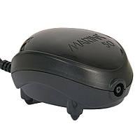 Hagen Marina Air Pump 75 (11112) -компрессор одноканальный для аквариума